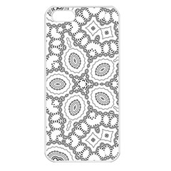 Scope Random Black White Apple Iphone 5 Seamless Case (white)