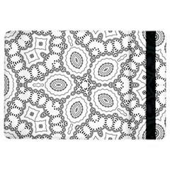 Scope Random Black White Ipad Air 2 Flip by Alisyart