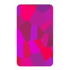 Voronoi Pink Purple Memory Card Reader by Alisyart