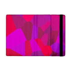Voronoi Pink Purple Ipad Mini 2 Flip Cases by Alisyart