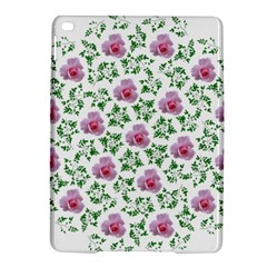 Rose Flower Pink Leaf Green Ipad Air 2 Hardshell Cases by Alisyart