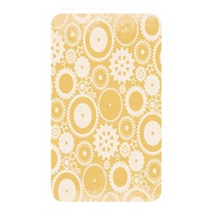 Wheels Star Gold Circle Yellow Memory Card Reader by Alisyart