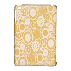 Wheels Star Gold Circle Yellow Apple Ipad Mini Hardshell Case (compatible With Smart Cover) by Alisyart