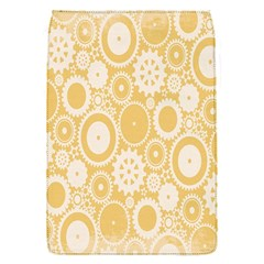 Wheels Star Gold Circle Yellow Flap Covers (s)  by Alisyart