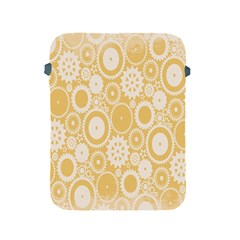 Wheels Star Gold Circle Yellow Apple Ipad 2/3/4 Protective Soft Cases