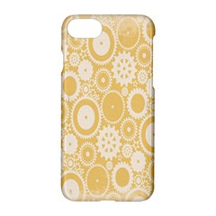 Wheels Star Gold Circle Yellow Apple Iphone 7 Hardshell Case