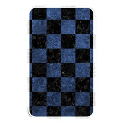 Square1 Black Marble & Blue Stone Memory Card Reader (rectangular)