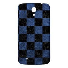 Square1 Black Marble & Blue Stone Samsung Galaxy Mega I9200 Hardshell Back Case by trendistuff