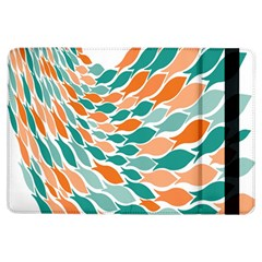 Fish Color Rainbow Orange Blue Animals Sea Beach Ipad Air Flip by Alisyart