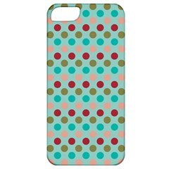 Large Circle Rainbow Dots Color Red Blue Pink Apple Iphone 5 Classic Hardshell Case by Alisyart