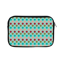 Large Circle Rainbow Dots Color Red Blue Pink Apple Ipad Mini Zipper Cases by Alisyart