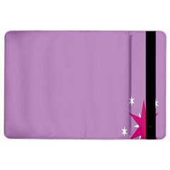 Purple Flagred White Star Ipad Air 2 Flip