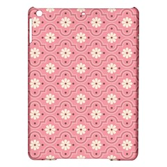 Pink Flower Floral Ipad Air Hardshell Cases by Alisyart