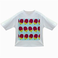 Watermelonn Red Yellow Blue Fruit Ice Infant/toddler T Shirts by Alisyart