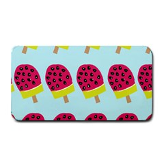 Watermelonn Red Yellow Blue Fruit Ice Medium Bar Mats by Alisyart