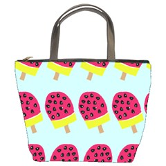 Watermelonn Red Yellow Blue Fruit Ice Bucket Bags