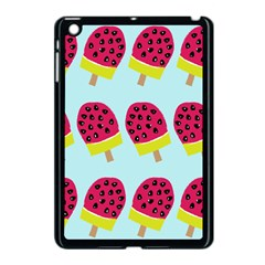Watermelonn Red Yellow Blue Fruit Ice Apple Ipad Mini Case (black) by Alisyart