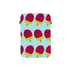 Watermelonn Red Yellow Blue Fruit Ice Apple Ipad Mini Protective Soft Cases by Alisyart
