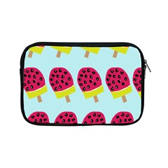 Watermelonn Red Yellow Blue Fruit Ice Apple Ipad Mini Zipper Cases by Alisyart