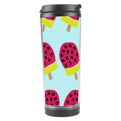 Watermelonn Red Yellow Blue Fruit Ice Travel Tumbler