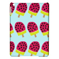 Watermelonn Red Yellow Blue Fruit Ice Ipad Air Hardshell Cases by Alisyart