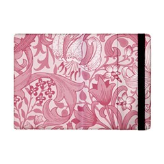 Vintage Style Floral Flower Pink Ipad Mini 2 Flip Cases by Alisyart