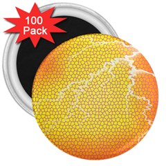 Exotic Backgrounds 3  Magnets (100 Pack) by Simbadda