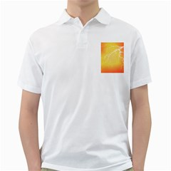 Exotic Backgrounds Golf Shirts