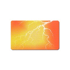 Exotic Backgrounds Magnet (name Card)