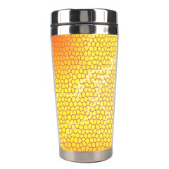 Exotic Backgrounds Stainless Steel Travel Tumblers by Simbadda