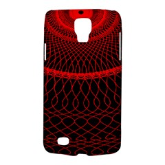 Red Spiral Featured Galaxy S4 Active