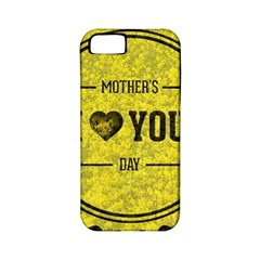 Happy Mother Day Apple Iphone 5 Classic Hardshell Case (pc+silicone) by Simbadda