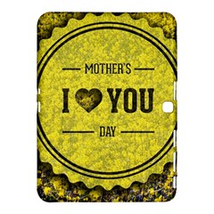 Happy Mother Day Samsung Galaxy Tab 4 (10 1 ) Hardshell Case