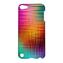 Colourful Weave Background Apple Ipod Touch 5 Hardshell Case