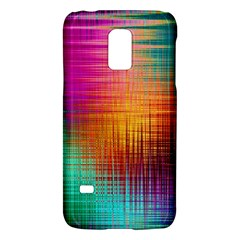 Colourful Weave Background Galaxy S5 Mini by Simbadda
