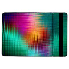 Colourful Weave Background Ipad Air 2 Flip by Simbadda