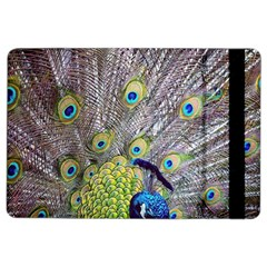Peacock Bird Feathers Ipad Air 2 Flip by Simbadda