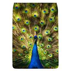 Peacock Bird Flap Covers (l)  by Simbadda