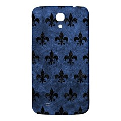 Royal1 Black Marble & Blue Stone Samsung Galaxy Mega I9200 Hardshell Back Case by trendistuff