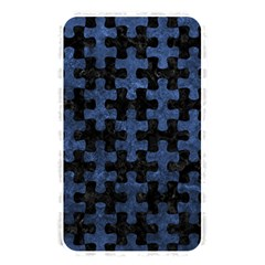 Puzzle1 Black Marble & Blue Stone Memory Card Reader (rectangular) by trendistuff