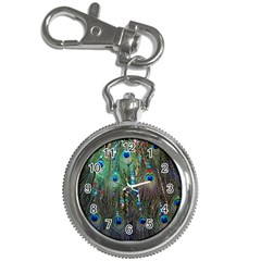 Peacock Jewelery Key Chain Watches
