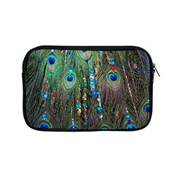 Peacock Jewelery Apple Macbook Pro 13  Zipper Case by Simbadda