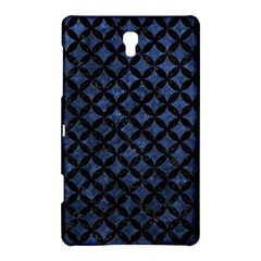 Circles3 Black Marble & Blue Stone (r) Samsung Galaxy Tab S (8 4 ) Hardshell Case  by trendistuff