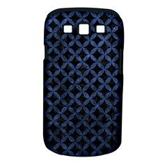 Circles3 Black Marble & Blue Stone Samsung Galaxy S Iii Classic Hardshell Case (pc+silicone) by trendistuff