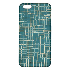 Hand Drawn Lines Background In Vintage Style Iphone 6 Plus/6s Plus Tpu Case by TastefulDesigns