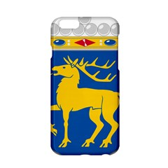 Coat Of Arms Of Aland Apple Iphone 6/6s Hardshell Case