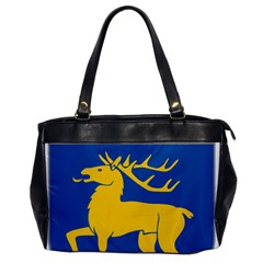 Coat Of Arms Of Aland Office Handbags by abbeyz71