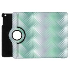 Jellyfish Ballet Wind Apple Ipad Mini Flip 360 Case by Simbadda