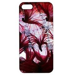 Jellyfish Ballet Wind Apple Iphone 5 Hardshell Case With Stand by Simbadda