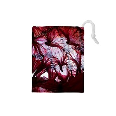 Jellyfish Ballet Wind Drawstring Pouches (small)